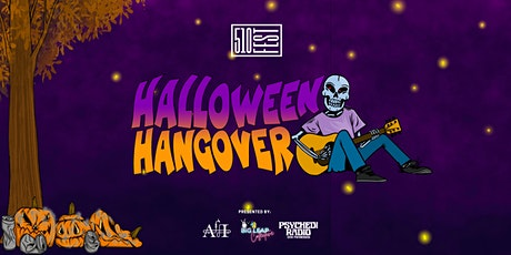 Halloween Hangover: Eclectic Music & Arts Function tickets