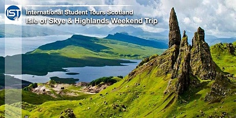 Isle of Skye and  the Highlands Weekend Trip G5: 6-7 Nov tickets