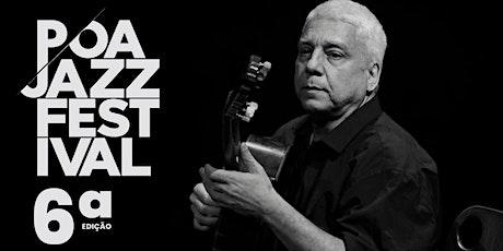 Lula Galvão | Poa Jazz Festival ingressos