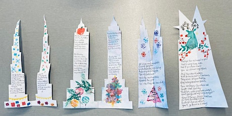 Skyscraper Holiday Cards Suppertall! tickets