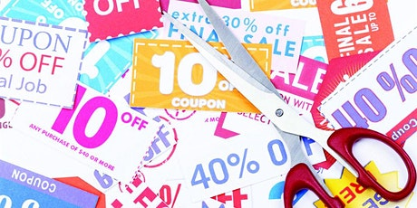 Couponing Class & Breakfast tickets