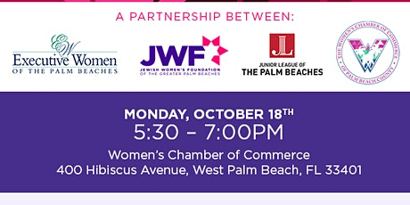 Palm Beach County Women Connect tickets