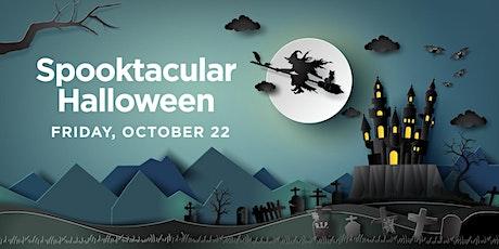 Spooktacular Halloween tickets