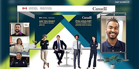 Greater Ottawa Virtual Job Fair - November 25th,  2021 tickets