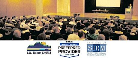 2021 Mt. Baker SHRM Half Day Workshop tickets