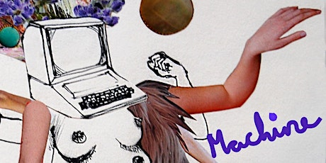 Live journaling workshop with artist Pia Jaime | Machine-Me tickets