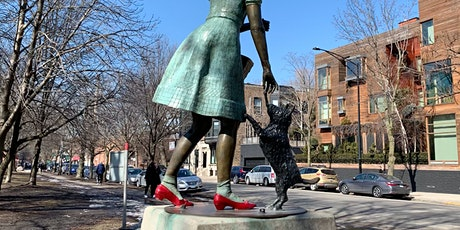 Chicago and 'The Wizard of Oz' in Sculpture | Virtual Walking Tour tickets