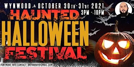 Wynwood Halloween Festival tickets