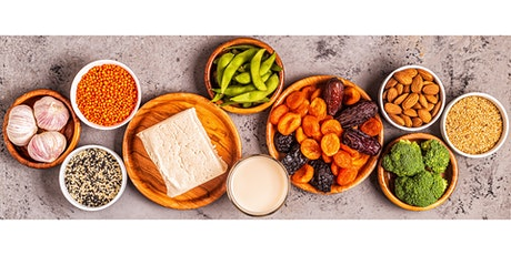 FOOD AS MEDICINE:  Top Nutrients That Balance Hormones Naturally tickets