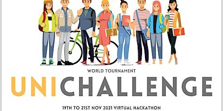 University Challenge Virtual Hackathon 2021 tickets