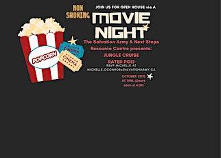 FREE Movie Madness: Jungle Cruise (Free popcorn and snacks) tickets
