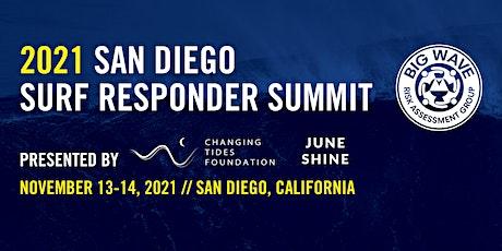 2021 San Diego Surf Responder Summit tickets