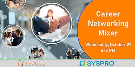Career Networking Event tickets