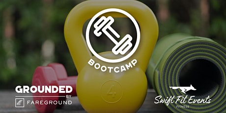 GROUNDED FITNESS at Fareground tickets