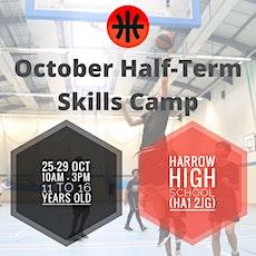 October Half Term Skills Camp tickets