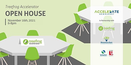 Treefrog Accelerator Open House tickets