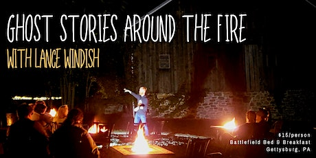 Ghost Stories Around the Fire with Lance Windish tickets