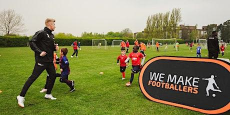 We Make Footballers October Holiday Camp (Teddington) tickets