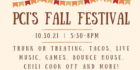 Fall Festival Family Night tickets