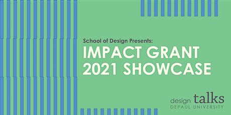 2021 Impact Grant Student Showcase with keynote speaker Jenny Nicholson tickets