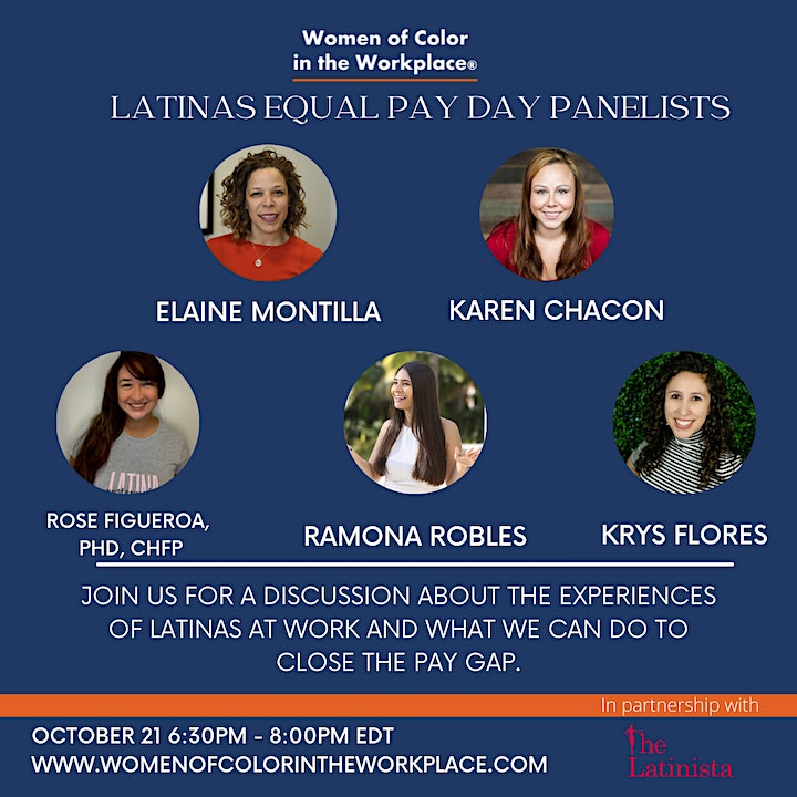 Latinas Equal Pay Day: Be Unapologetic About Heritage, Language & Legacy image