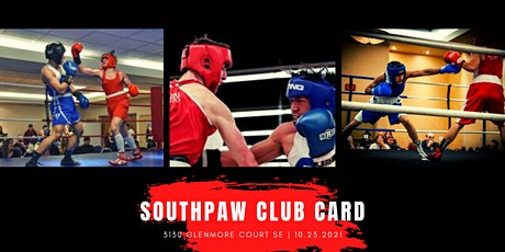 Southpaw October 23rd 2021 tickets