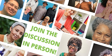 Panel discussion- strives to combat ageism in the workforce tickets