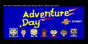 Adventure Day mit Indiana Jones, Boris...