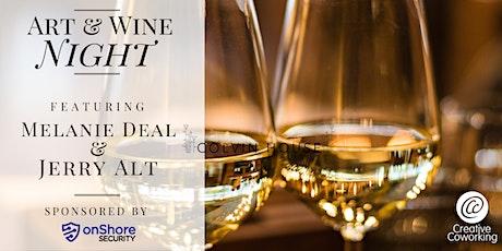 November Art & Wine Night tickets