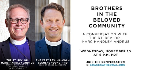 Grace Forum Online with The Rt. Rev. Dr. Marc Handley Andrus tickets