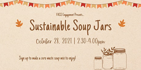 Sustainable Soup Jar Making tickets
