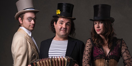 An Evening Of Eclectic Music With The Salty Suites tickets