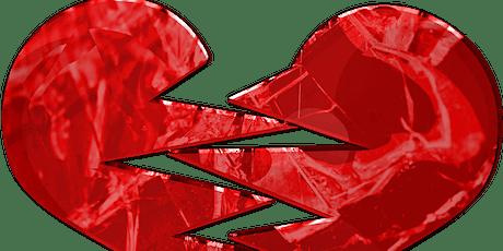 Masterclass - Unbreak Your Heart In 4 Steps tickets