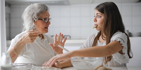 Communicating with Your Older Relative tickets