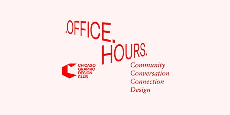 Office Hours with The Chicago Graphic Design Club tickets