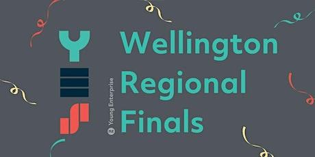 YES  Regional Finals - Wellington tickets