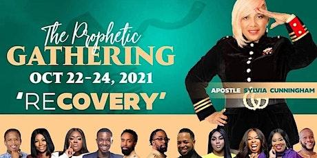 ECCLESIA WORSHIP CENTER  - 2021 PROPHETIC GATHERING tickets