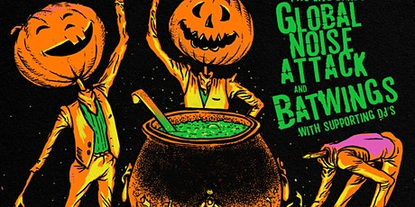 Bethnal Green Halloween Party tickets