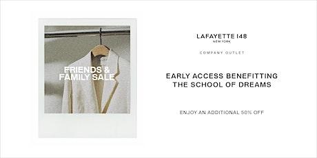 Early Access — Lafayette 148 Friends & Family Sale tickets