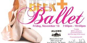 Beer + Ballet at Alamo Beer Company