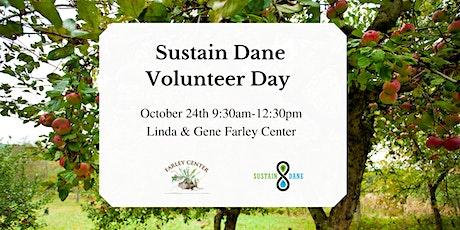 Sustain Dane Volunteer Day at the Farley Center tickets