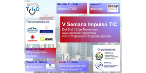 "Jornada ""Smart Cities"", Semana Impulso TIC 2015"
