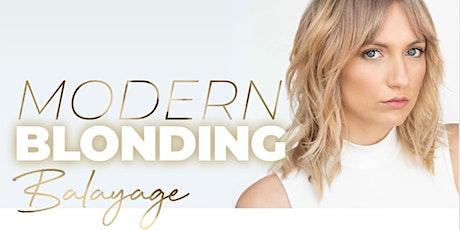 Modern Blonding: Balayage | Reidsville, NC tickets