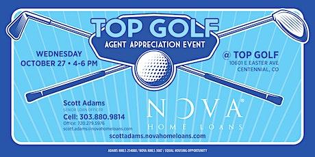 Scott Adams - Top Golf Appreciation Event tickets