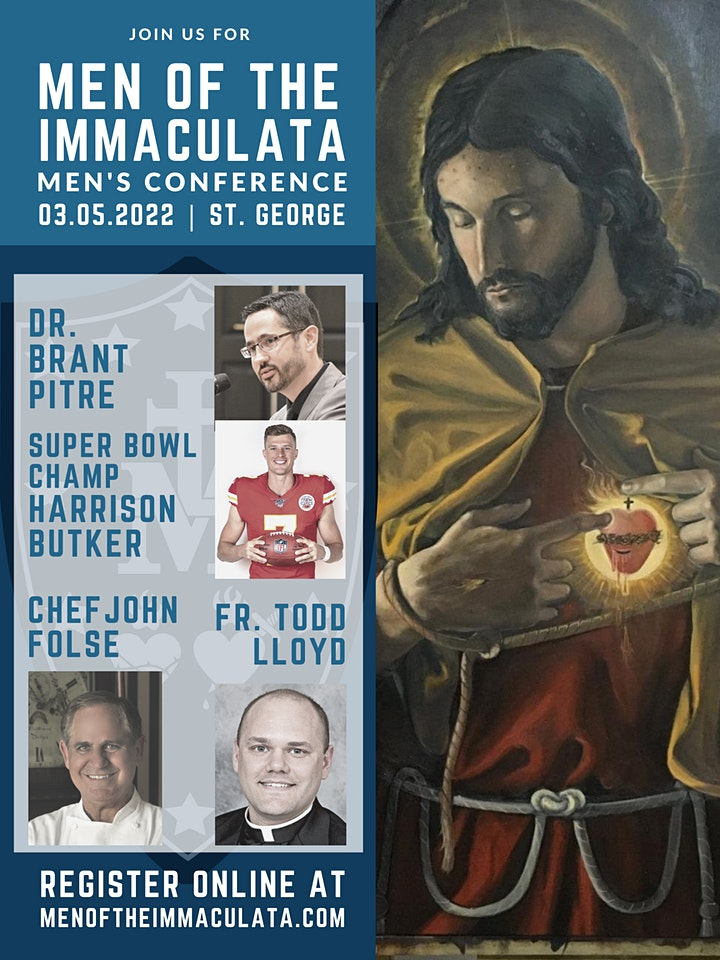 Men of the Immaculata - 2022 Baton Rouge Catholic Men's Conference image