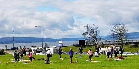 Outdoor Yoga SATURDAY - SALTHILL Park- Galway tickets