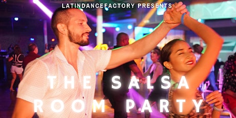 The Salsa Room Party at iClub Houston 10/29 tickets