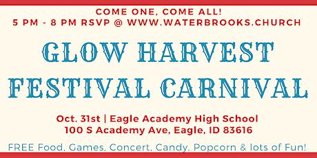 GLOW Harvest Carnival Festival tickets