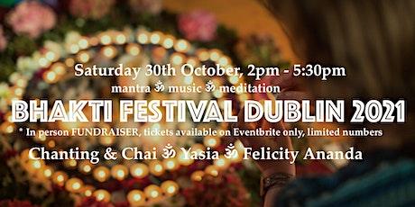 Bhakti Festival Dublin 2021- LIVE & in person tickets