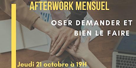 Afterwork féminin : comment oser demander et bien le formuler billets